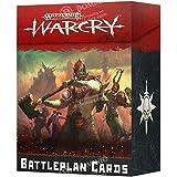 Warhammer Age of Sigmar WARCRY: BATTLEPLAN Cards