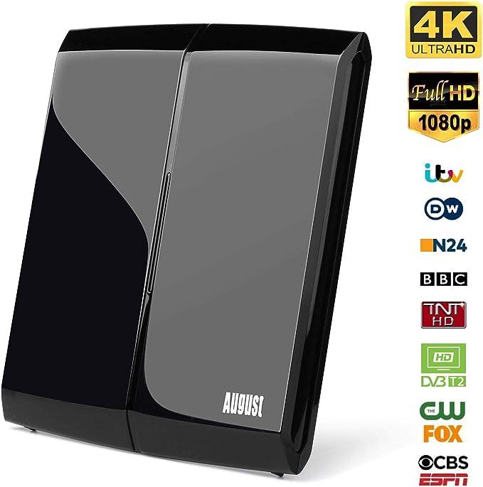 August DTA300B - Antena: Amazon.es: Electrónica