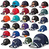 New Era Cap 39thirty NFL cap Draft 2017 On Stage Seahawks Raiders Patriots Broncos Panthers Falcons etc.