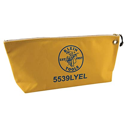 Amazon.com: Klein Tools 5539LYEL - Bolsa para herramientas ...