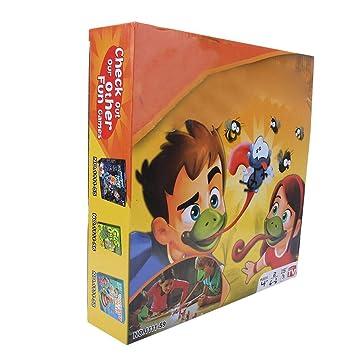 Tnfeeon Juego de Mesa competitivo multijugador para niños, Errores ...