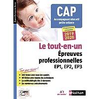 Épreuves professionnelles CAP Accompagnant Éducatif Petite enfance
