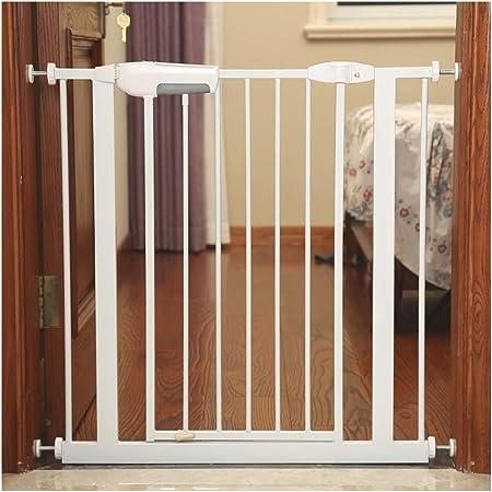 """Valla Seguridad Barreras de puerta Extra Ancho 72.9"""" Auto Cerrar La Puerta De Seguridad Del Bebé"""
