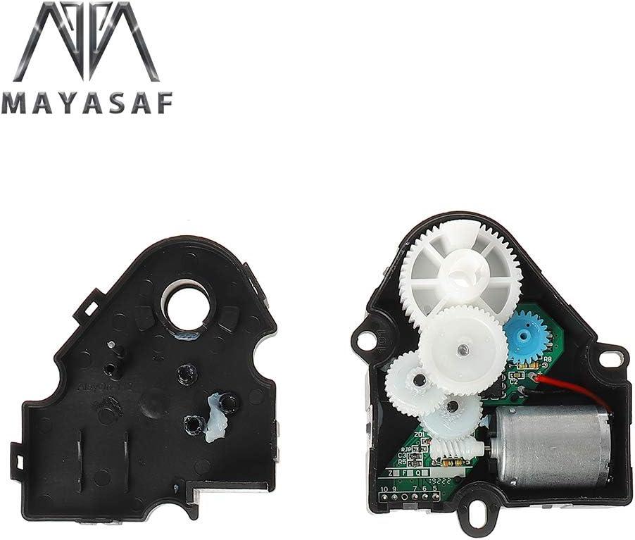 MAYASAF 604-101 HVAC Heater Air Blend Door Actuator for CHEVY 1999-02 Silverado HD 1500//2500 HD 2000-02 Suburban //2500 Escalade//Avalanche 1500//2500 //3500 Yukon XL Sierra 1500//2500 2001-02 1500