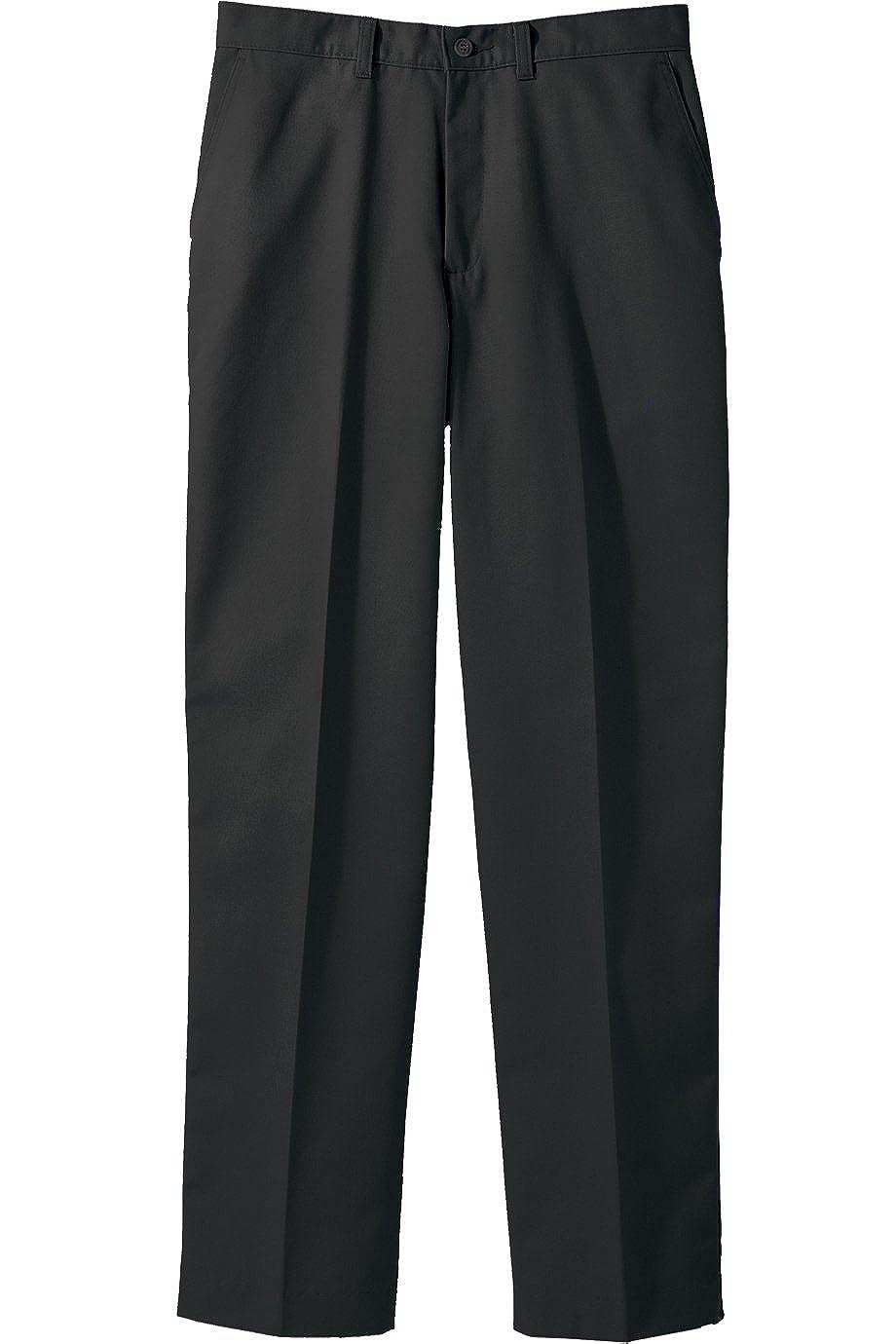 Black 34-32 Ed Garments MenS 2570 One Back Pocket Dress Pants