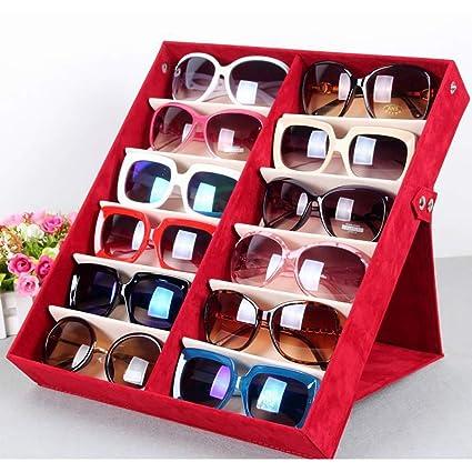 Gafas de sol Gafas Relojes Organizador Gafas de sol Estuche ...