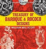 Treasury of Baroque and Rococo Designs (Dover Pictorial Archive)