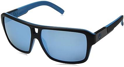 Dragon Alliance Matte Black Sky Blue Ion The Jam Sunglasses