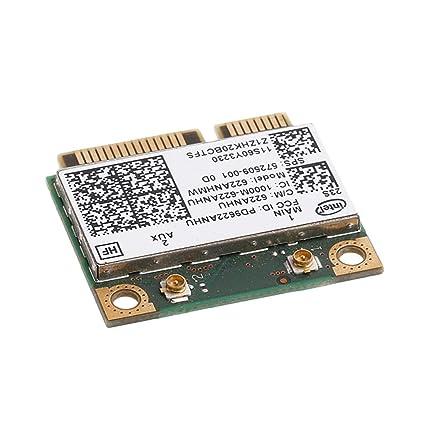 MIUSON Intel 622ANHU Advanced-N - Tarjeta WiFi para Lenovo ...