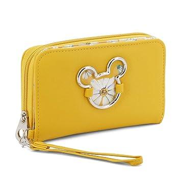 Amazon.com: Disney Mickey Camomilla Billetero