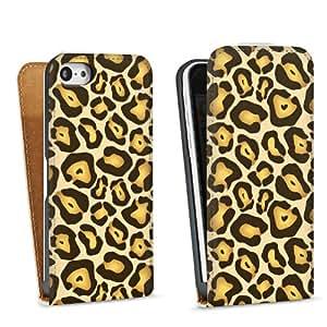 Diseño para Apple iPhone 5C DesignTasche Downflip white - Wildlife