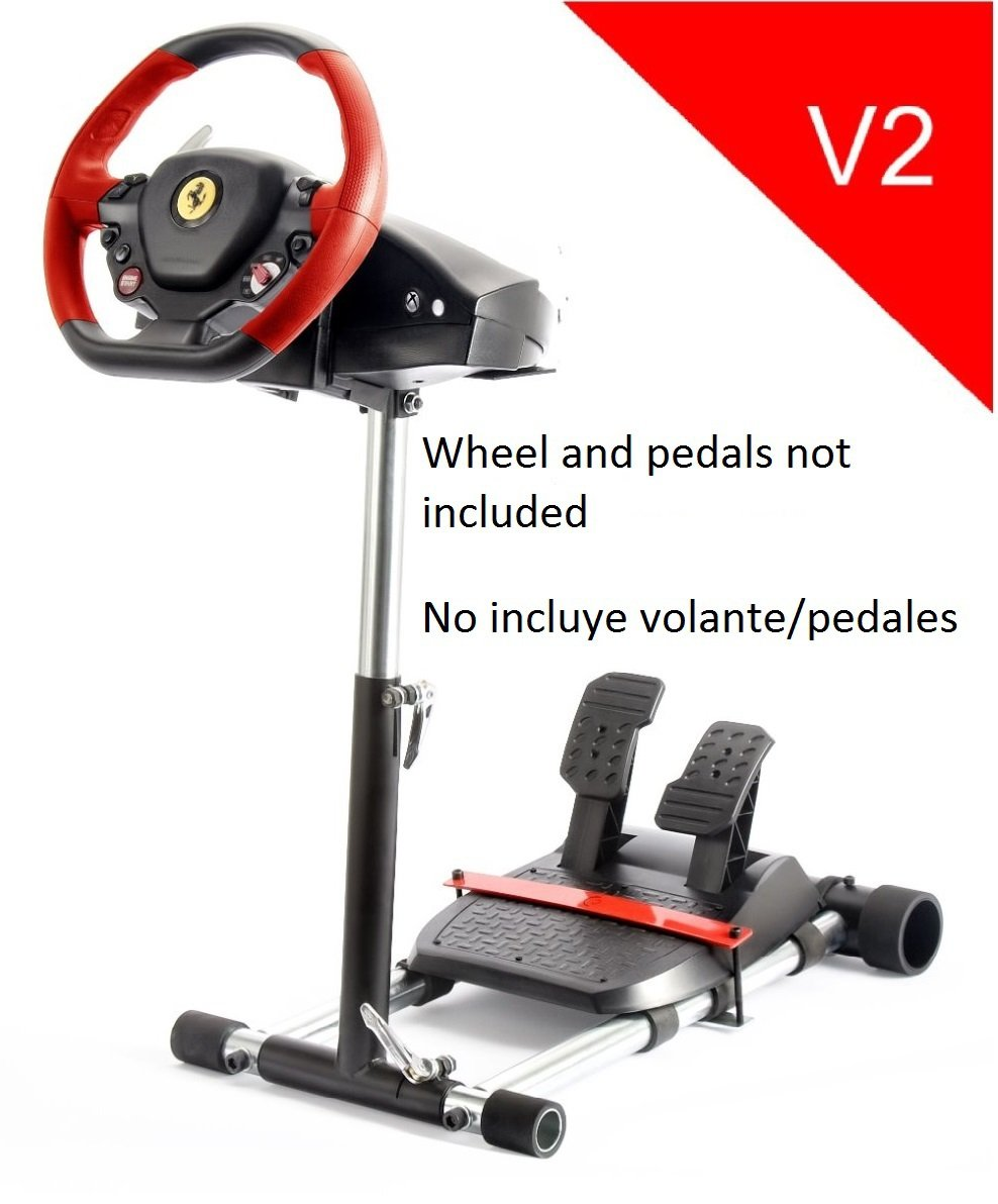 614griefQwL._SL1192_ amazon com f458 steering wheelstand 4 thrustmaster 458 (xbox 360 Tremolo Pedal Diagram Basic at creativeand.co