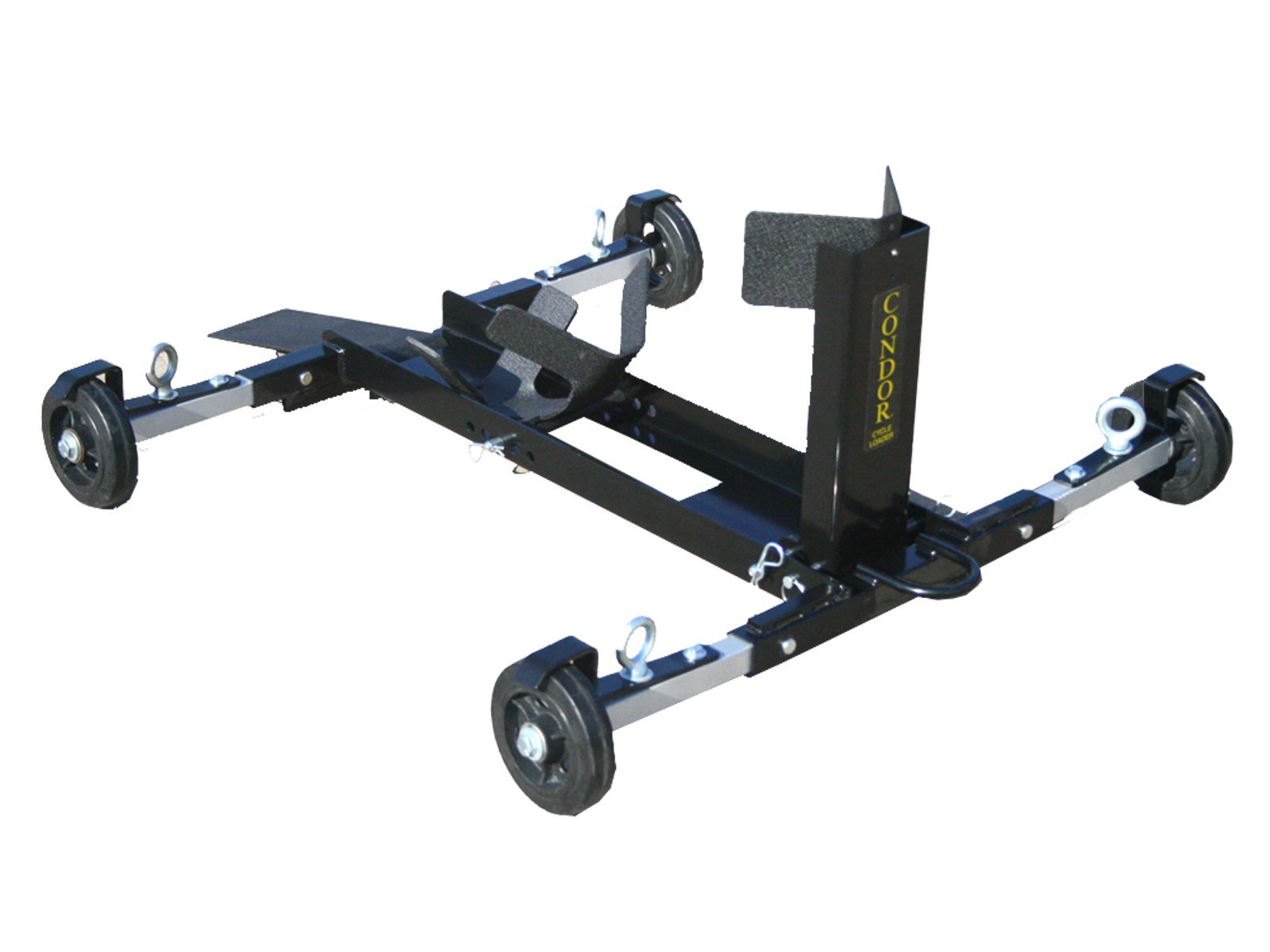 Condor Cycle Loader - Motorcycle Chock - For Rollback Tow Trucks CL-1000 by CONDOR (Image #2)
