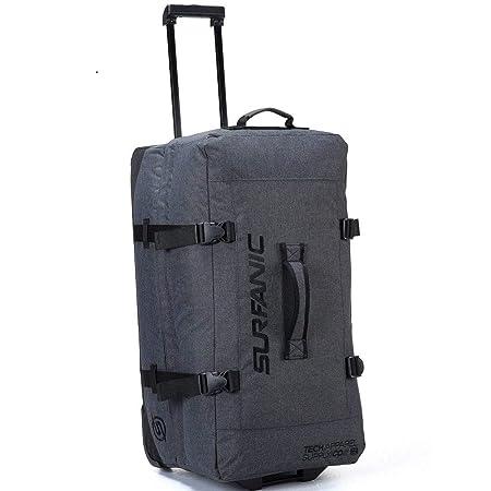 f7428691e Surfanic Maxim Bag Roller Case, 73 cm, 100 L, Red Check: Amazon.co ...