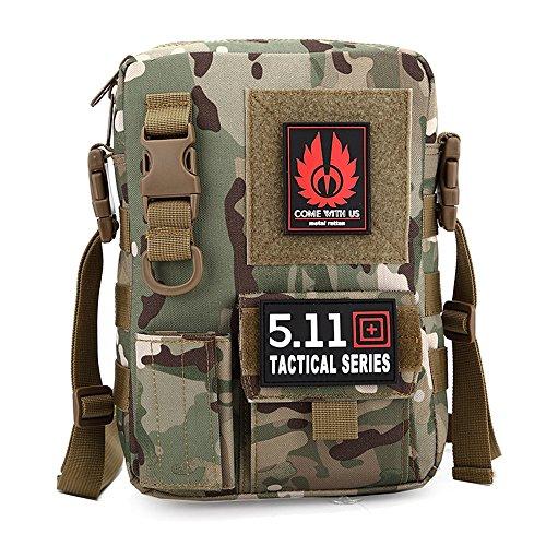 e-jiaen bolsa de deporte bolsa de hombro para Casual al aire libre viaje senderismo Camping, C6 C2