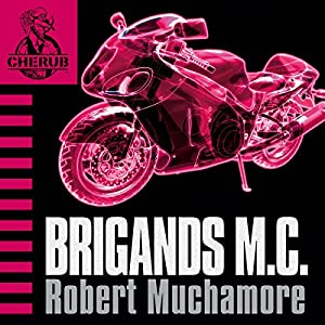 Cherub: Brigands M.C. Audiobook
