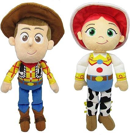 Genuine Disney Store Woody 12 Pulgadas Peluche Juguete Historia Nuevo