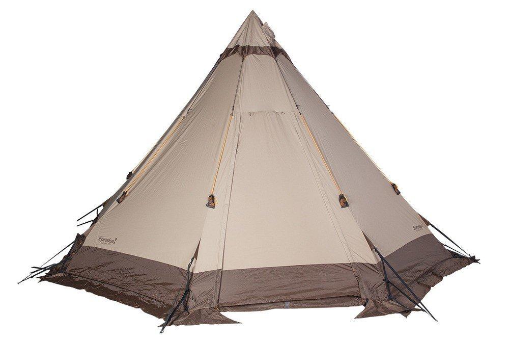 Eureka  Lakota 3m - Tente pour groupe - BTC RS beige 2016 3-8 places  -