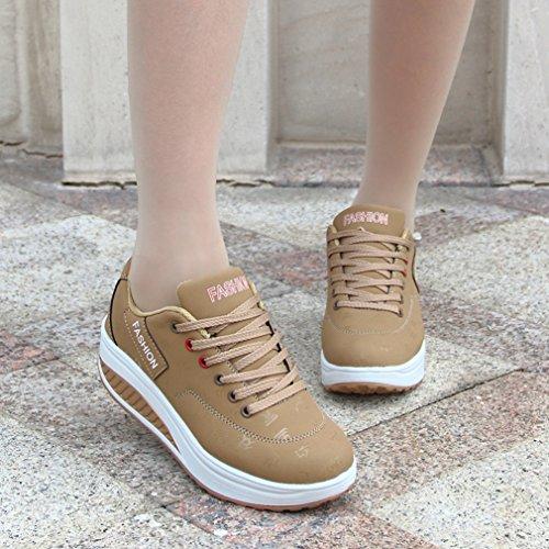 Sneaker Donna LFEU Kaki Kaki LFEU LFEU Sneaker Sneaker Kaki Donna LFEU Sneaker Donna ZgnBWn