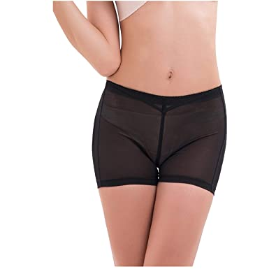 f05674d8ed Queenral Womens Butt Lifter Tummy Control Body Shapers Panties Butt Lifter  Underwear no Pads