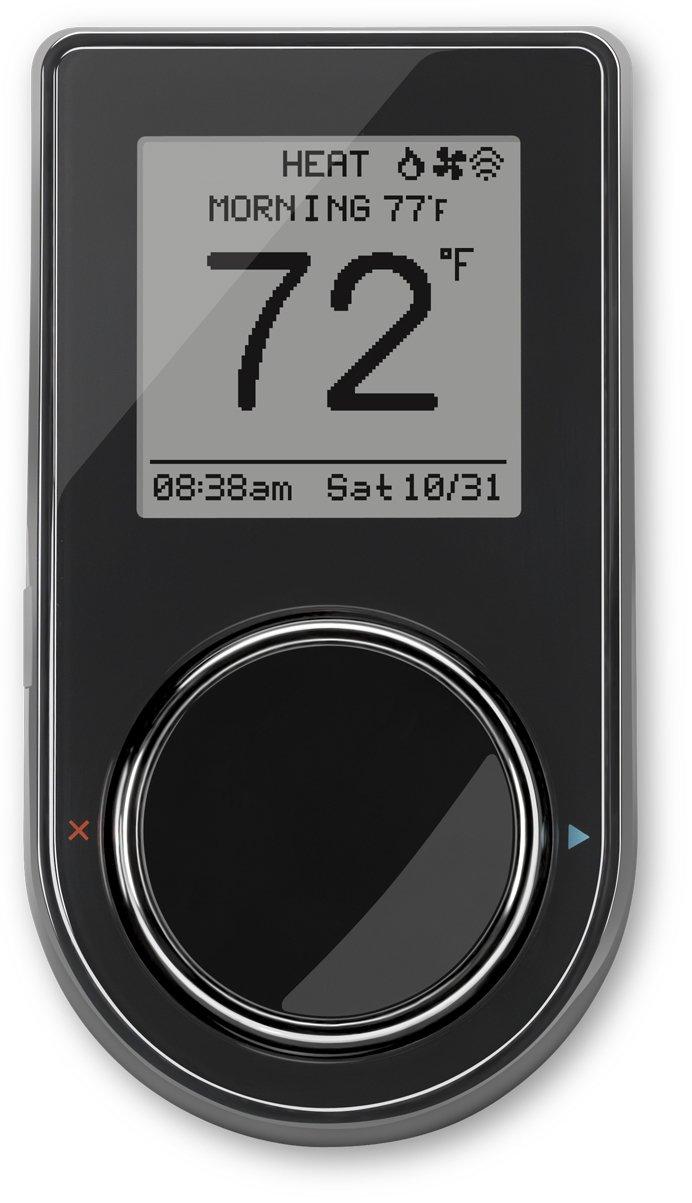 lux products geo bl wi fi thermostat black works with alexa rh amazon com Thermistor Diagram Thermistor Diagram