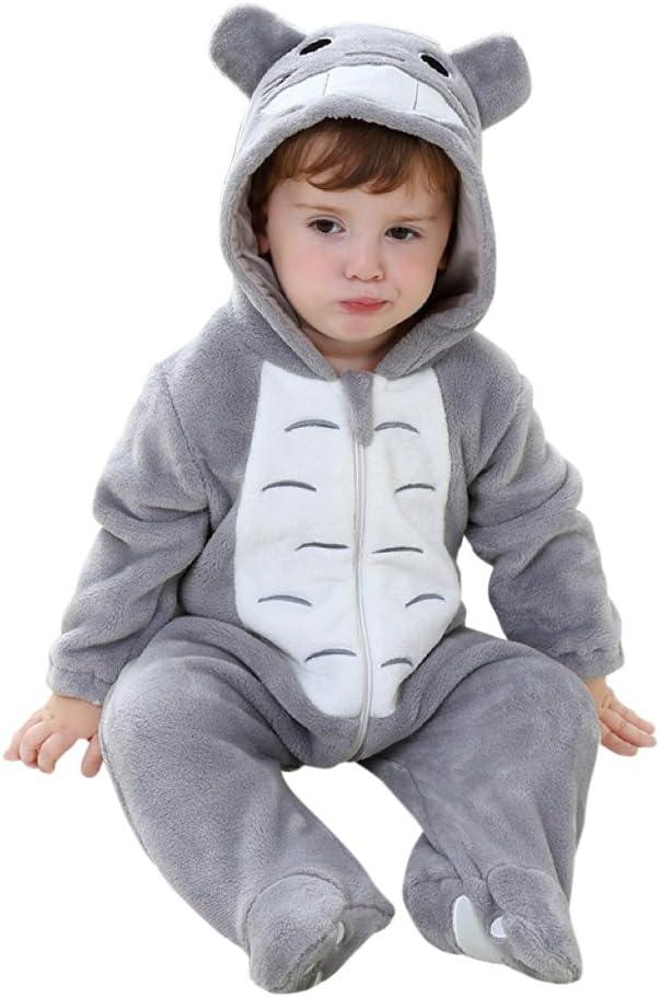 Katara Pijama Bebé Invierno Disfraz Animal (10+ modelos) 0-6 Meses ...
