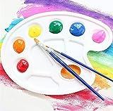 10 Fine Painting brushes + 3 Watercolor Brush Pen