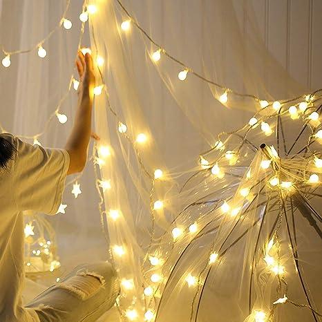 LED Innen Außen Party Lichterkette Weihnachtsbeleuchtung Leuchte KetteLight Deko