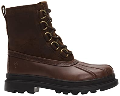 Frye Riley D-Ring Genuine Shearling Lined Waterproof Boot m9WeNQxGi