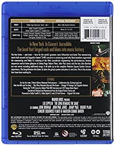 Led Zeppelin - The Song Remains the Same [Blu-ray] from WarnerBrothers