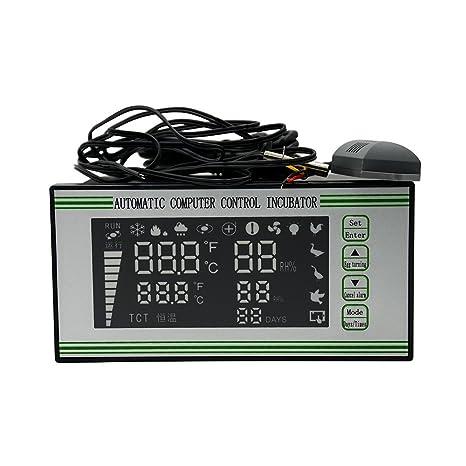 Sistema de control automático Huatuo® XM-18S para máquina de incubación de huevos y