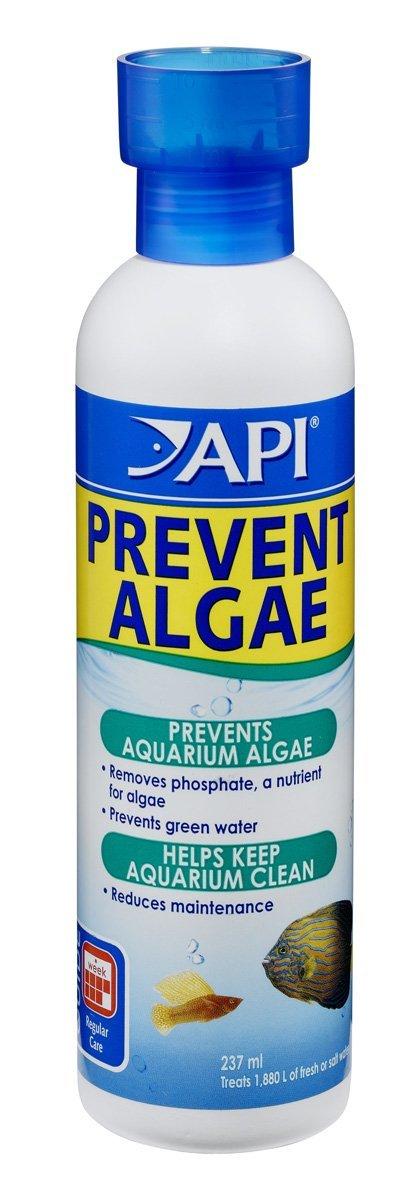 API Prevent Aquarium Algae Control Solution, 118 ml UK-22C