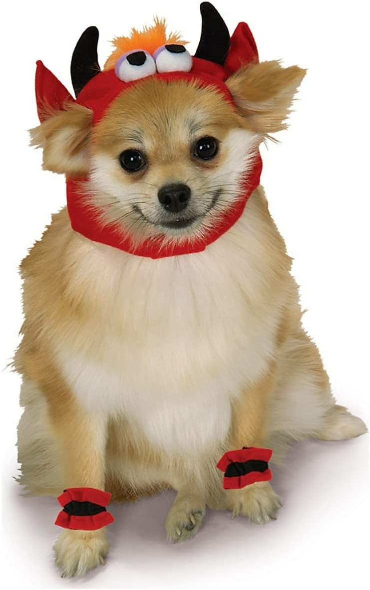 Dog Lovers Halloween Dog Costume Cat Costume Gifts for Dogs Devil Pet Costume Made to Order Devil Costume Pet Halloween Costumes