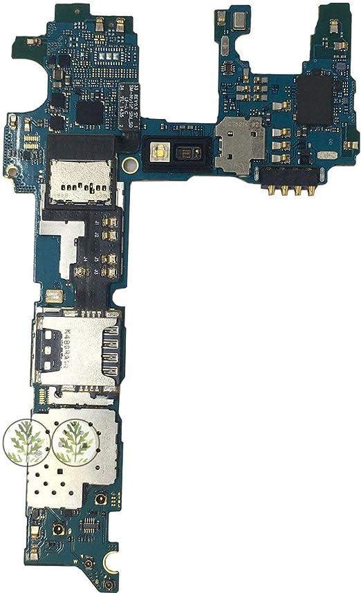Losenlli Placa base principal original para Samsung Galaxy Note 4 N910F 32GB Desbloqueado Reemplazo de Europa: Amazon.es: Hogar