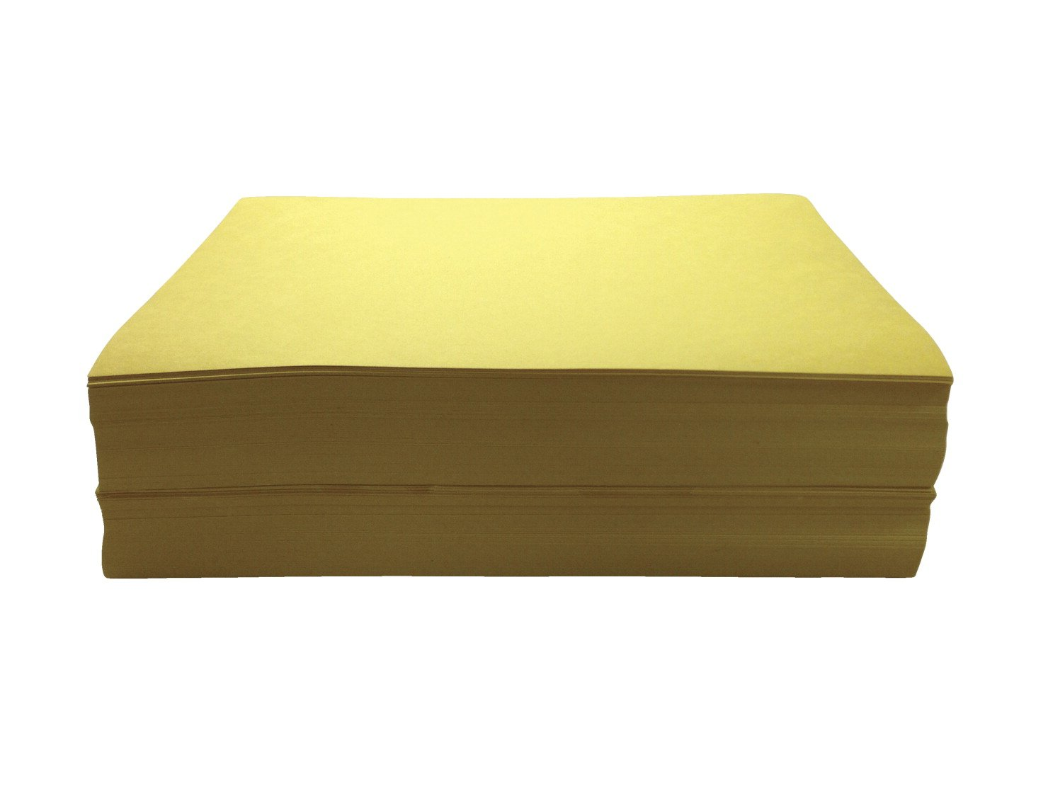 Childcraft Construction Paper, 9 x 12 Inches, Yellow, Pack of 500