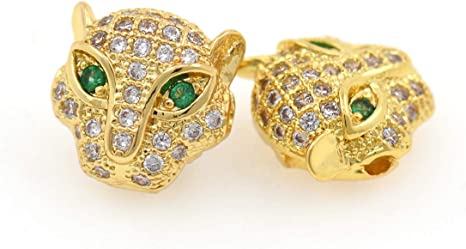 8pcs-Owl metal beads-gold tone Owl beads animal beads,owl spacer beads