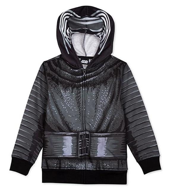 Lucasfilm for DISNEY - Sudadera con capucha - Niñas negro Black & Silver 4 años