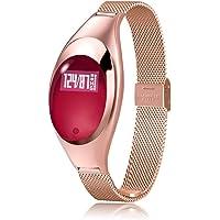 Women Fashion BT Fitness Tracker Smart Watch