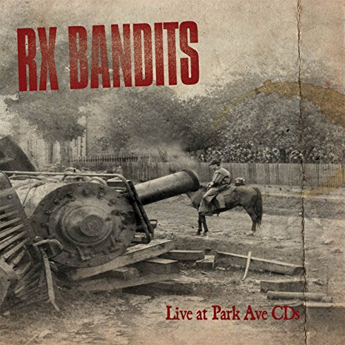 Live At Park Ave CDs