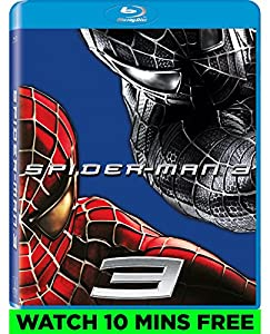 Cover Image for 'Spider-Man 3'
