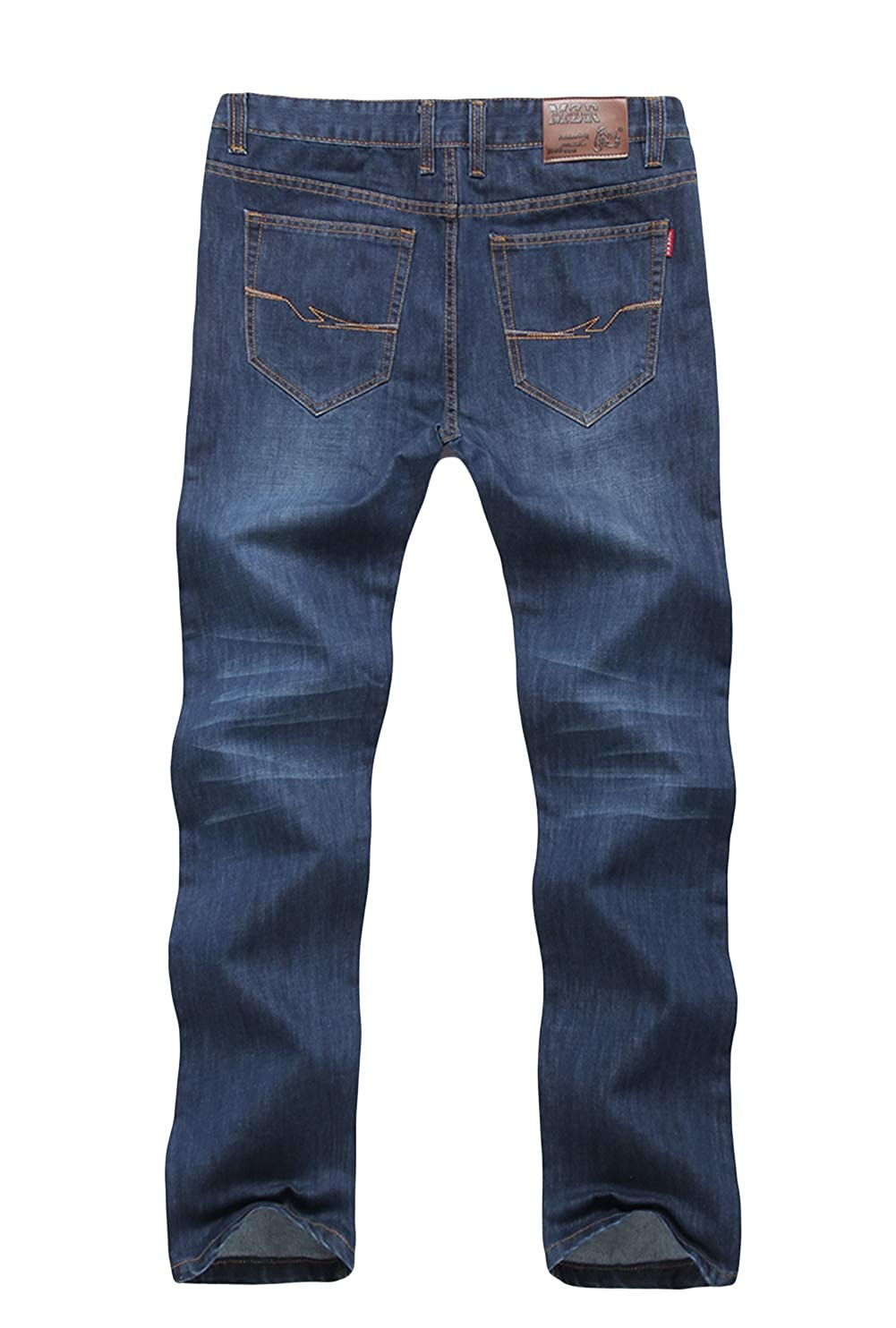 Icegrey Mens Jeans Trousers Straight Legs
