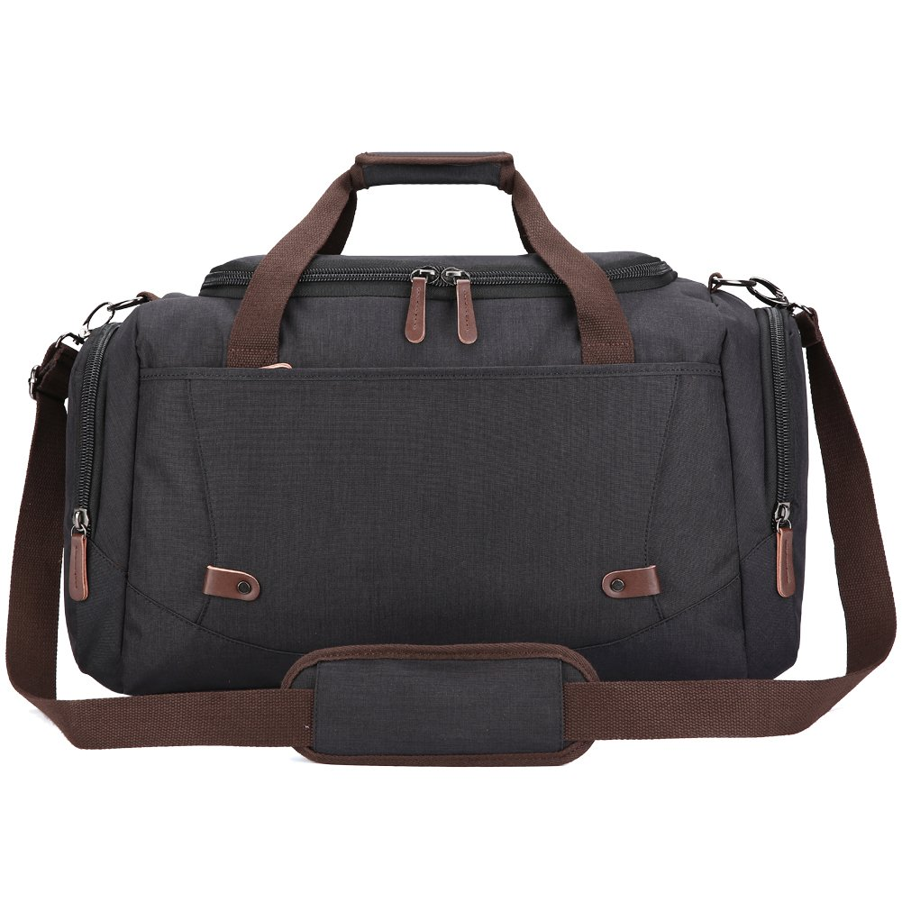 Mygreen Oversized Travel Tote Luggage Weekend Duffel Bag