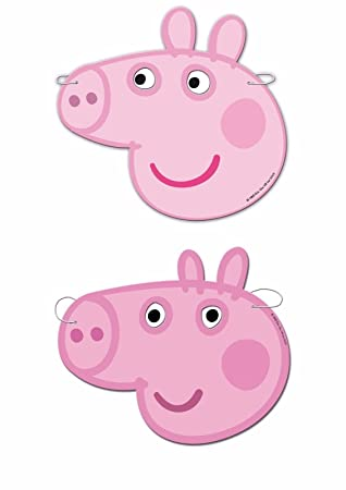 Deluxe Peppa Pig Childrenu0027s Kids Birthday Party Supplies Tableware Decorations Box Mega Deal by Lizzy®  sc 1 st  Amazon UK & Deluxe Peppa Pig Childrenu0027s Kids Birthday Party Supplies Tableware ...