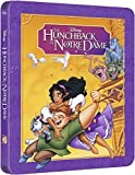 DVD : The Hunchback of Notre Dame - Zavvi Exclusive Limited Edition Steelbook (The Disney Collection #34) Blu-ray