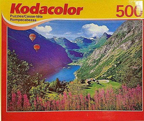 Price comparison product image Kodakcolor 500 Norway Puzzles