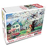 Anne of Green Gables JIgsaw Puzzle 1014P Blooming Flowers