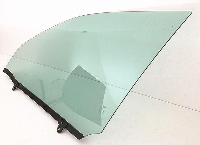 NAGD Compatible with 2009-2013 Toyota Venza 4 Door SUV Passenger Side Right Front Door Window Glass