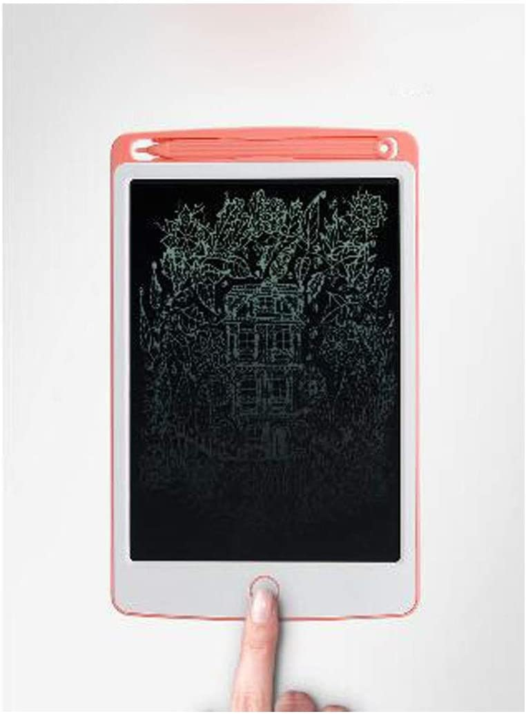 Jingfeng LCD tablet electronic component material Color : Pink, Size : 2314.41.5cm writing tablet students pink beautiful 2314.41.5cm blue suitable for children