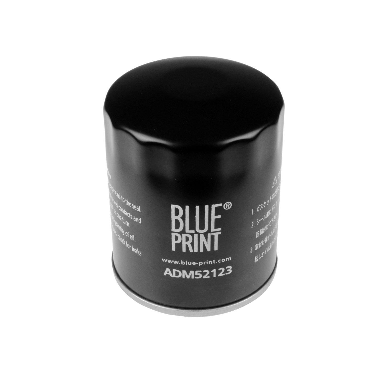 Febi Bilstein ADM52123 Filtro Olio Blue Print