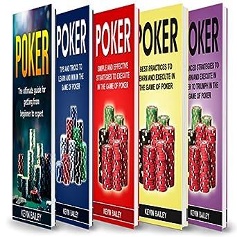 Amazon com: Poker Books: 5 Books in 1: Beginner's Guide + Tips and